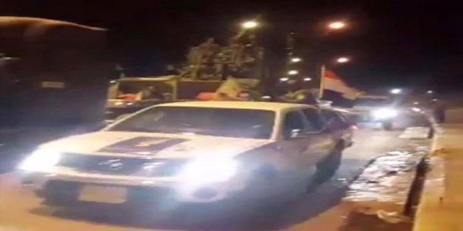 Son dakika! Irak güvenlik güçleri Kerkük'te operasyon başlattı