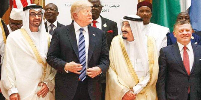 Tahran'a karşı Suudi-ABD ittifakı