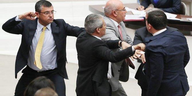 Meclis'te FETÖ tartışmasında tansiyon yükseldi!