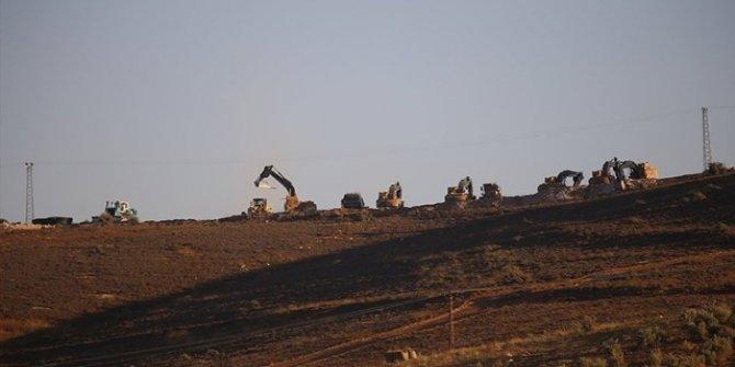 Suriye sınırına kurşun geçirmez siper!