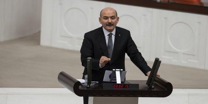 Süleyman Soylu'dan çok sert sözler: Belediye başkanı da olsa gözünün yaşına bakmayız
