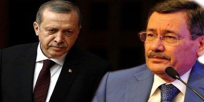 Erdoğan'dan son dakika Melih Gökçek mesajı