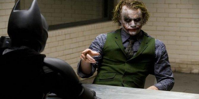 Joker'in sorgu sahnesi gerçek çıktı