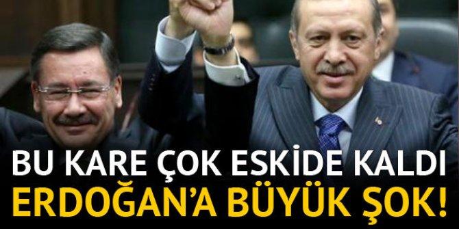 Melih Gökçek'in veda bülteninde Erdoğan yok!