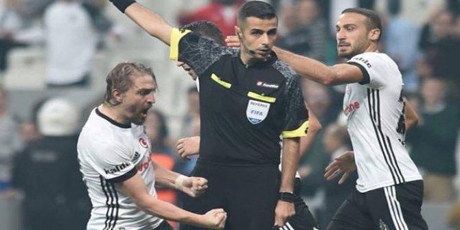 Tahkim Kurulu Caner Erkin'in 6 maçlık cezasını onadı