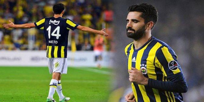 Fenerbahçe'ye iki kötü haber! Alper ve Neto...