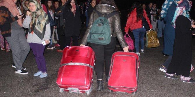 Karaman'daki üniversitede alarm! Vizeler iptal edildi