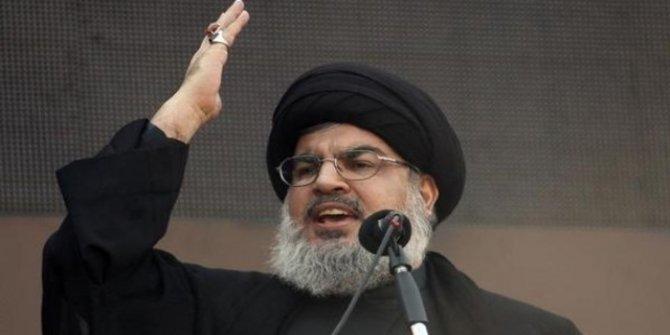 Hizbullah: Bize ve Lübnan'a savaş açtılar
