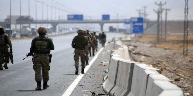 Kuzey Irak'tan acı haber! 1 asker şehit oldu 2 asker yaralandı