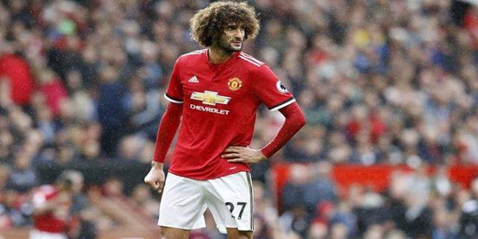 Manchester United Fellaini'yle yeni sözleşme imzalamak istiyor