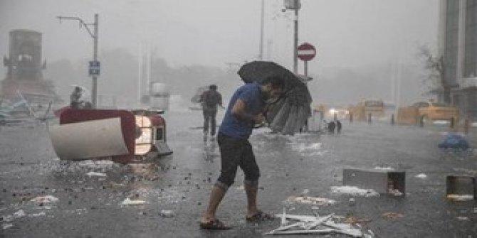 İstanbullulara kötü haber! Yunanistan'ı vuran sel felaketi geliyor