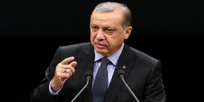 Son dakika! Erdoğan'dan Sincar'a operasyon sinyali