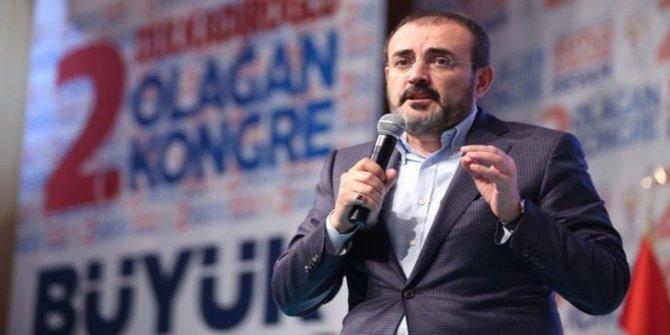 """AK Parti Genel Başkan Yardımcısı ve Parti Sözcüsü Mahir Ünal, """"Bir değişim ve yenilenme ihtiyacımız, apaçık ortadadır"""" dedi."""