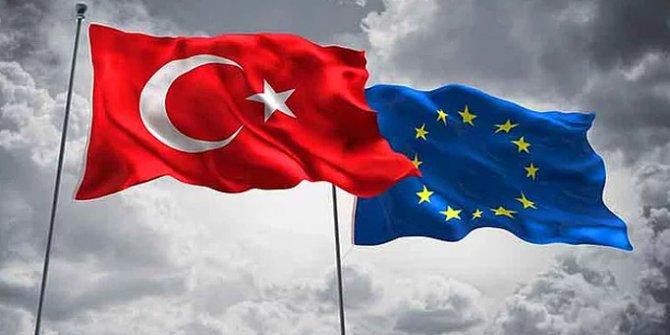AB'den kritik 'Türkiye' açıklaması