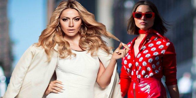 Olivia Culpo'nun kıyafeti, Hadise'nin Fashion Awards'ta giydiği elbiseden daha cesur çıktı