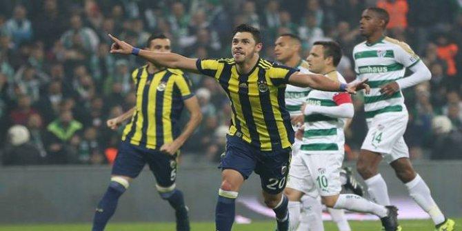 Bursaspor 0 - 1 Fenerbahçe