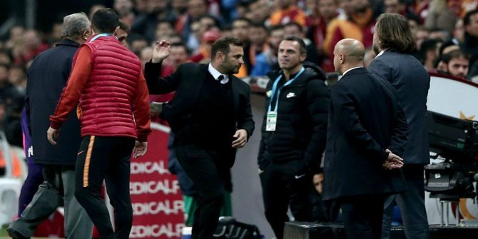 Okan Buruk'a 5, Lopes'e 3, Gomis'e 1 maç ceza geldi!