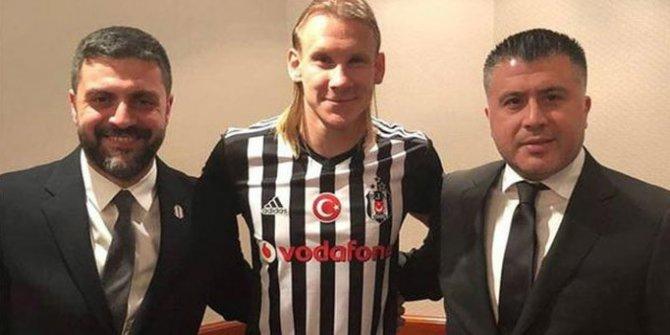Son dakika… Beşiktaş Domagoj Vida ile 4,5 yıllık sözleşme imzaladı