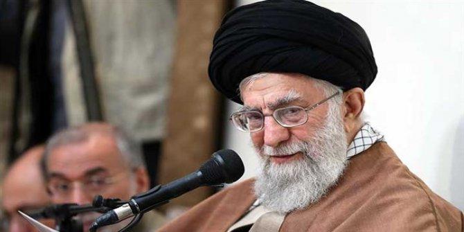 Hamaney: Düşman, İran halkına darbe vurmak için fırsat kolluyor