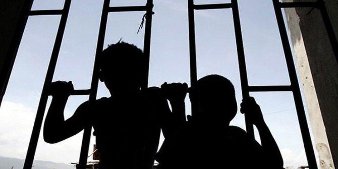 Cezaevlerinde altı yaşından küçük 624 çocuk var!