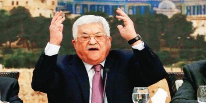 Mahmud Abbas'tan Trump'a: Paran batsın!