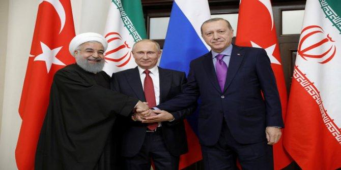 Rusya'nın Soçi'ye davet ettiği ülkeler: ABD, İngiltere, Çin, Mısır, Ürdün, Irak…