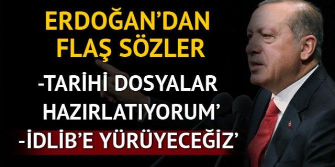 Erdoğan'dan Kocaeli'de son dakika mesajlar