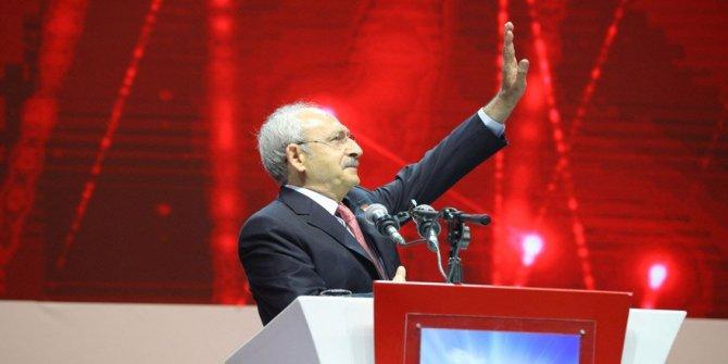 Son dakika haberi… CHP 36. Olağan Kurultayı'nda yeni genel başkan belli oldu