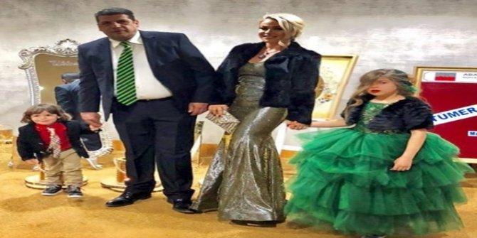 Yeliz Yeşilmen'in aile fotoğrafı olay oldu