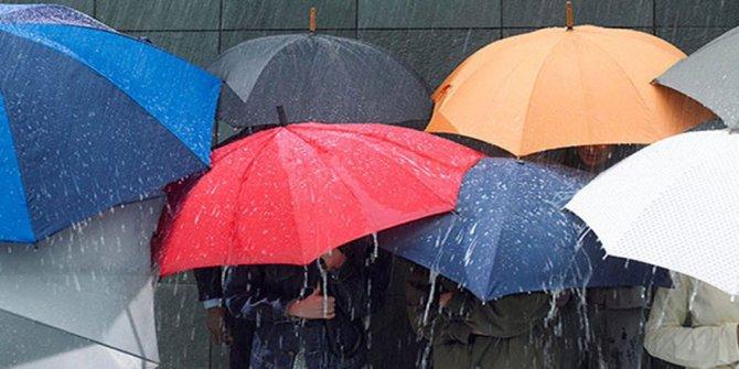 Hafta sonu çıkacaklara son dakika uyarısı! İşte yağmurun başlangıç saati…