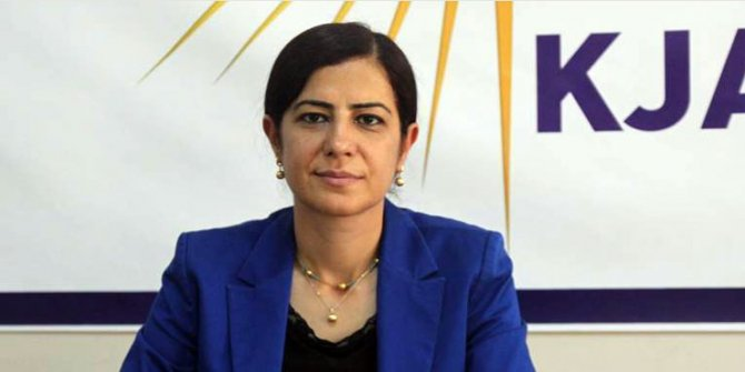 HDP'li Ayla Akat Ata gözaltına alındı