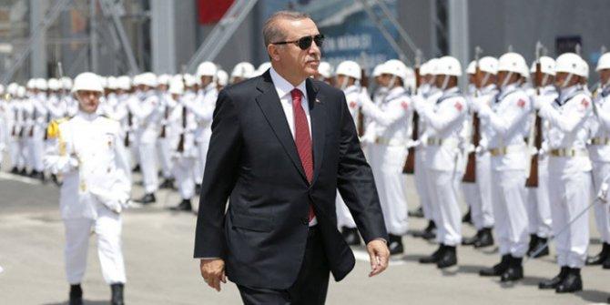 Erdoğan'dan 4 ülkeye kritik ziyaret
