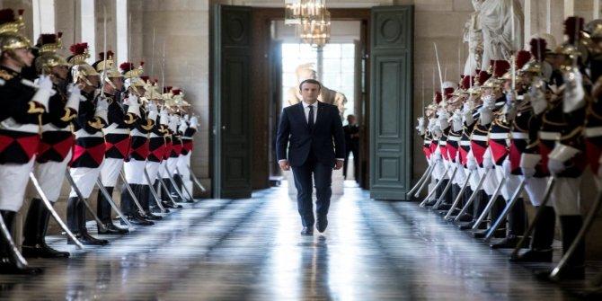 Macron Suriye'ye müdahaleye 'hazır': Hedef 'kimyasal silah kapasitesi' olacak