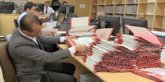 OHAL Komisyonu, 12 bin KHK başvurusunu karara bağladığını açıkladı