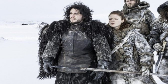 Ünlü oyuncudan Jon Snow'lu düğün davetiyesi