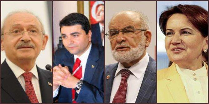 YSK'ya başvurdular: Millet Partisi'nden 'millet ittifakı'na itiraz