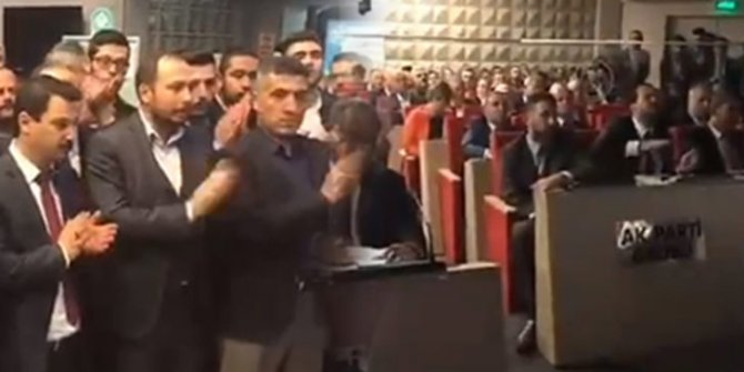 AK Parti ile MHP birbirine girdi