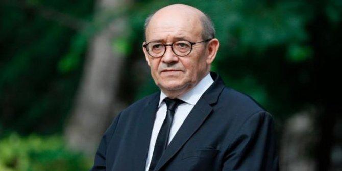 Fransa Dışişleri Bakanı Jean-Yves Le Drian: 'Savaş çıkabilir'