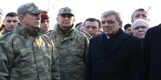 Hulusi Akar, Abdullah Gül ile Erdoğan'ın temasa geçmesini istemiş