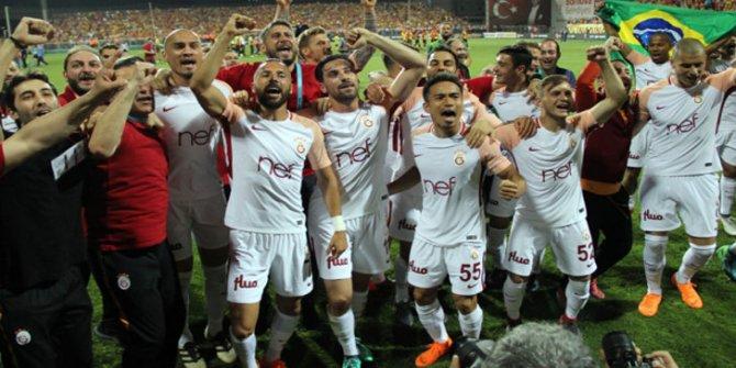 İşte şampiyon Galatasaray'ın iç saha forması