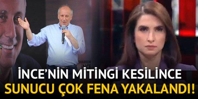 CNN Türk sunucu Başak Şengül'ün zor anları!