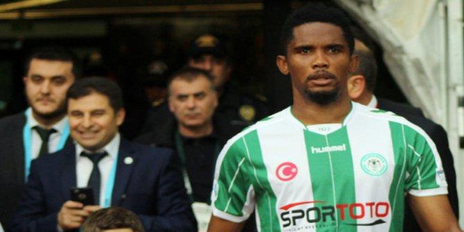 Samuel Eto'o Lazio'nun radarına girdi