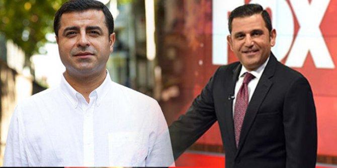 HDP'li Sezai Temelli ve Pervin Buldan FOX TV'de Fatih Portakal'ın sorularını yanıtlıyor!