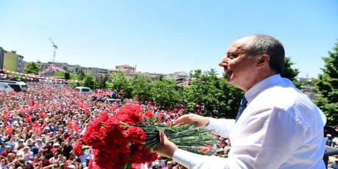 'Elimde anketler var' diyen İnce: Erdoğan'ın uykularını kaçırır