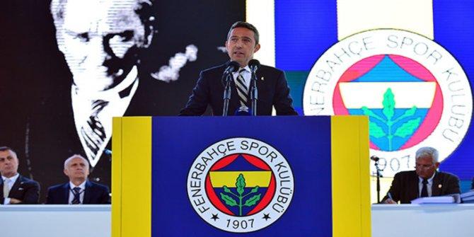 Fenerbahçe'nin 37. başkanı Ali Koç seçildi!