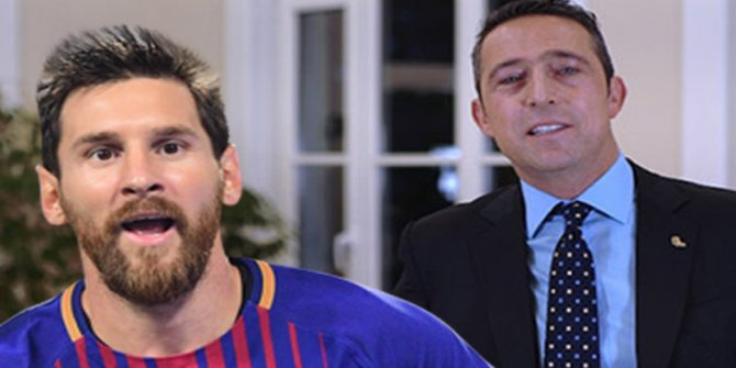 Ali Koç, Messi'yi yetiştiren Jose Ramon Alexanko'yu getiriyor