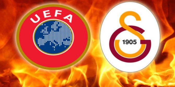 Galatasaray UEFA'dan kabul mektubu aldığını açıkladı!
