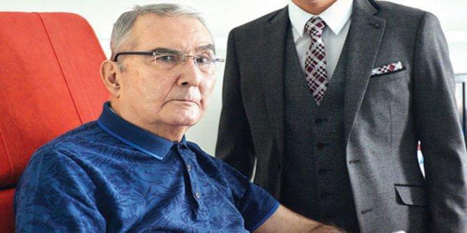 80 yaşındaki Deniz Baykal'a hasta yatağında fezleke