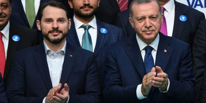 Cumhurbaşkanı Erdoğan'dan Maliye ve Hazine Bakanı Berat Albayrak yorumu