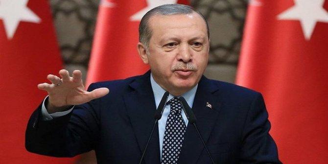 Erdoğan'dan ekonomide kararlılık vurgusu